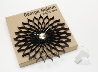 Nelson Wall Clocks - Sunflower