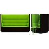 Offecct diivan ja tugitool Float High Large - Intera