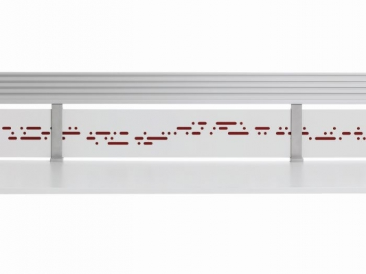 Steelcase Partito Rail lauaekraan - Intera