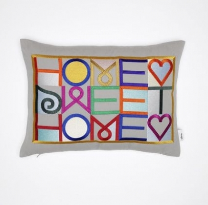 Vitra Embroidered Pillows - Intera