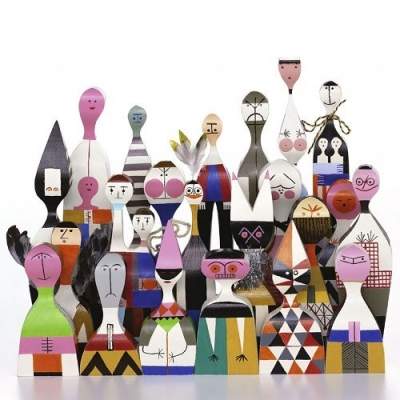 Vitra Wooden Doll nr 21 - Intera