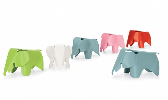 Eames Elephant - Intera