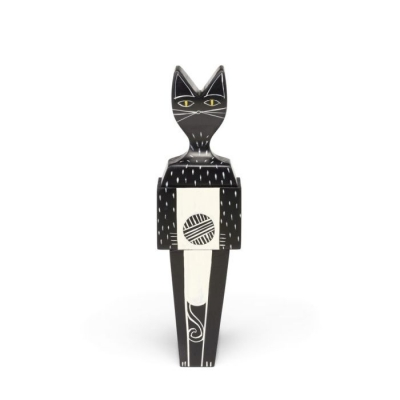 Vitra Wooden Doll Cat - Intera