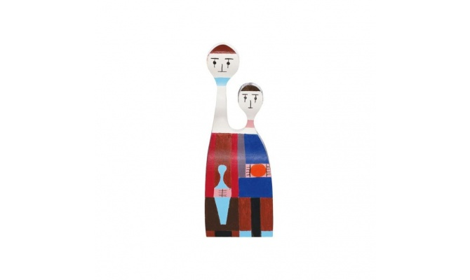 Vitra Wooden Doll nr 11 - Intera