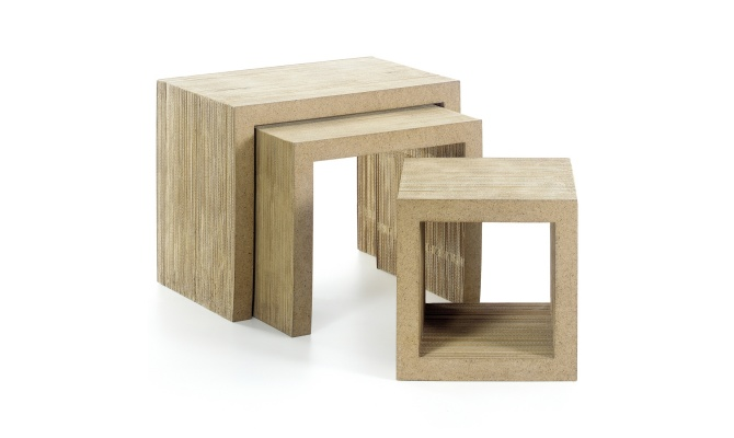 Vitra Low Table Set - Intera
