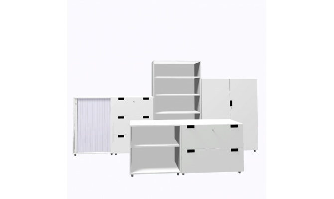 Vitra Storage kapid - Intera