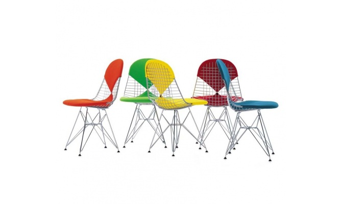 Vitra tool Wire Chair - Intera