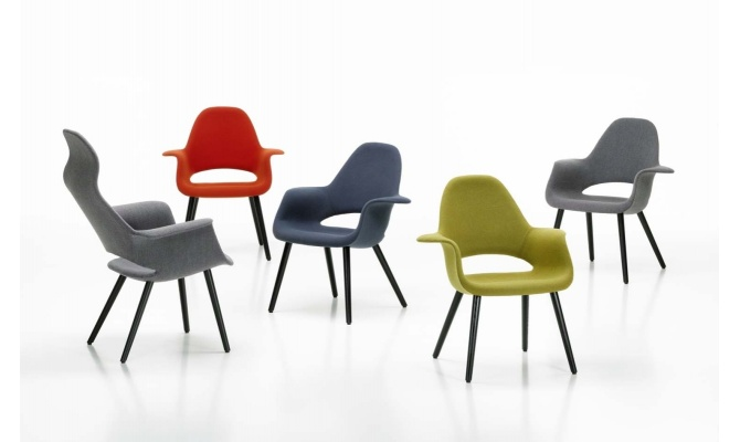 Vitra Organic Chair - Intera
